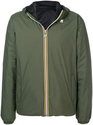K-Way Jacques hooded jacket