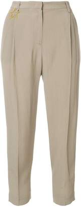 Lorena Antoniazzi high waist tailored trousers