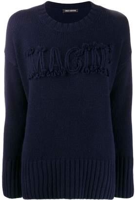 Iris von Arnim 'Imagine' cashmere sweater
