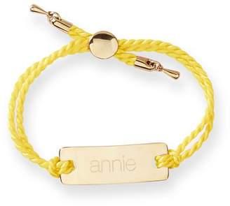 Mark And Graham Adjustable Rope Bracelet