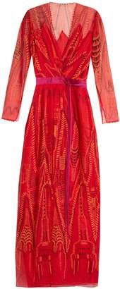 Zandra Rhodes Archive I The 1985 Manhattan dress