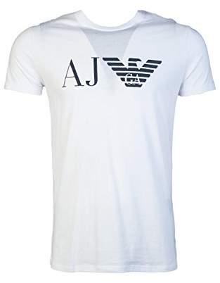 Armani Jeans Men's Eagle T-Shirt