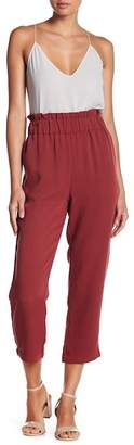 Mo:Vint Tapered Crop Pull-On Pants