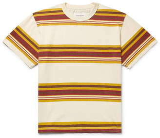 Noon Goons Striped Cotton-Jersey T-Shirt