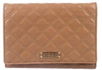 Marc Jacobs Quilted Leather Flap Shoulder Bag