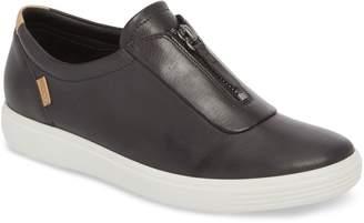 Ecco Soft 7 Center Zip Sneaker