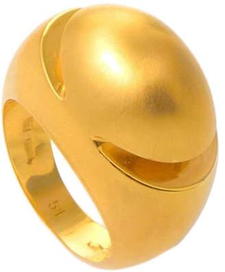 Bulgari Heritage  18K Yellow Gold Ring