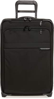 50171aef098e Briggs   Riley Baseline Domestic Expandable 22-Inch Rolling Carry-On