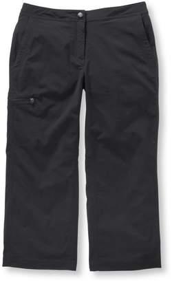 L.L. Bean L.L.Bean Women's Comfort Trail Pants, Cropped