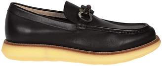 Salvatore Ferragamo Thick Sole Loafers