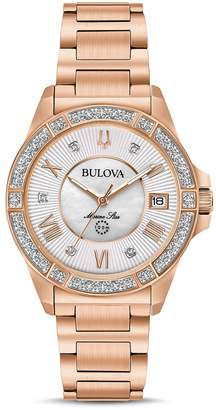 Bulova Marine Star Watch, 32mm