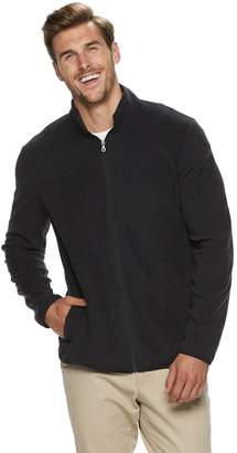 Croft & Barrow Big & Tall Classic-Fit Extra-Soft Arctic Fleece Full-Zip Pullover