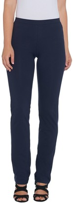 Women With Control Women with Control Regular Pull-On Slim Leg Pants