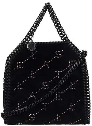 Stella McCartney (ステラ マッカートニー) - Stella Mccartney Stella McCartney Falabella Logo Foldover Tote Bag