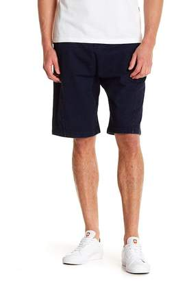AG Jeans Washed Knit Shorts