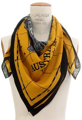 Aussie storyteller scarf