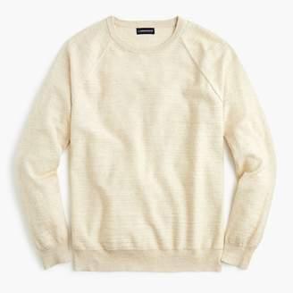 J.Crew Tall rugged cotton sweater