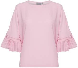 B.young Pretty Pink Blouse