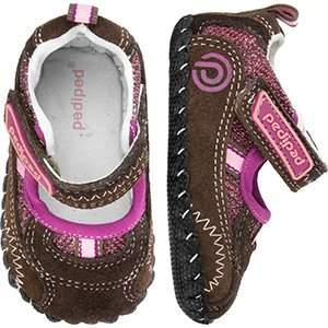 pediped Originals Dakota Crib Shoe (Infant/Toddler)