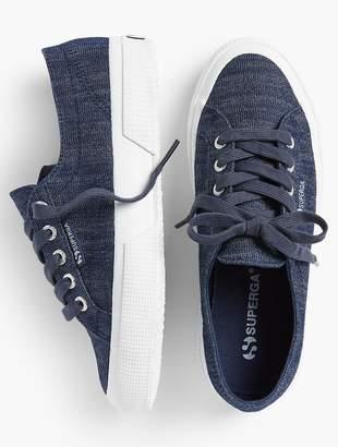 Talbots Superga® Sneakers - Denim