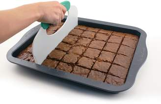"""Berghoff 2-pc. Perfect Slice 11"""" x 14"""" Nonstick Cookie Sheet & Cutting Tool Set"""
