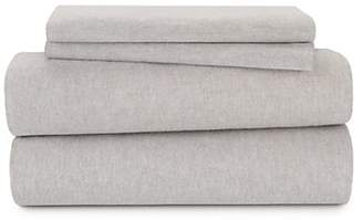 UGG Flannel Luxe Oxford King Sheet Set