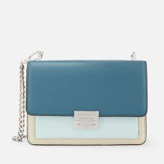 Rebecca Minkoff Women's Christy Small Shoulder Bag - Blue Multi