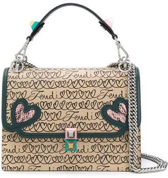 2ec70767eb6b Fendi Face Bag - ShopStyle