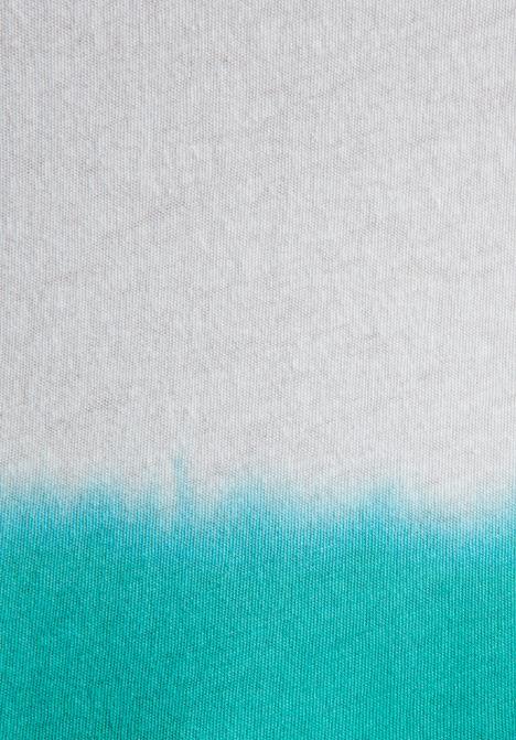 James Perse Dip Dye Casual Tee in Navy/Deep