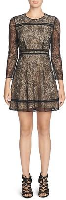 Cynthia Steffe Lauren Lace Dress $158 thestylecure.com