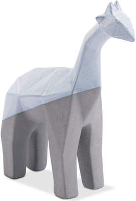 ZUO Geo Giraffe White & Gray