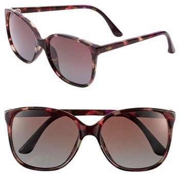 Toms 'Sandella - Classic 202' 57mm Sunglasses