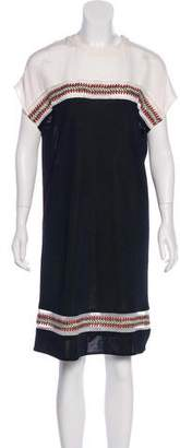 3.1 Phillip Lim Colorblock Shift Dress