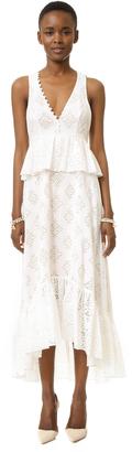 BCBGMAXAZRIA Tilda Dress $398 thestylecure.com