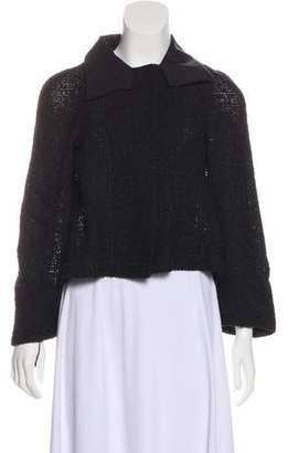 Akris Tweed Casual Jacket