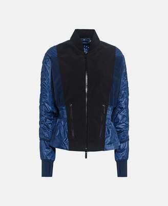 adidas by Stella McCartney Stella McCartney blue running jacket