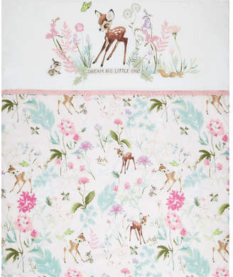 Disney Bambi Cot & Cotbed Quilt