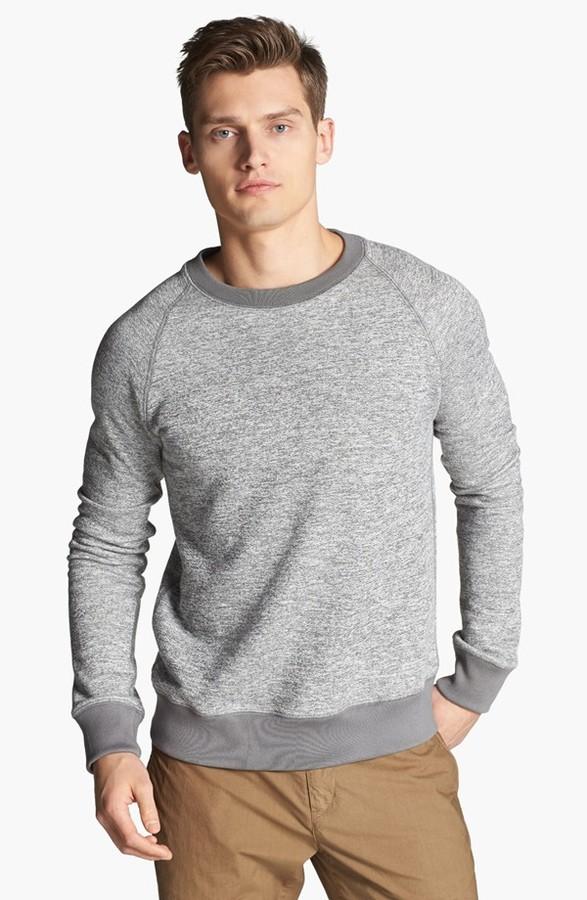 Theory 'Baleen Veton' Sweatshirt