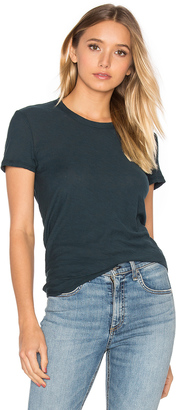 James Perse Slub Crew Neck Tee $75 thestylecure.com