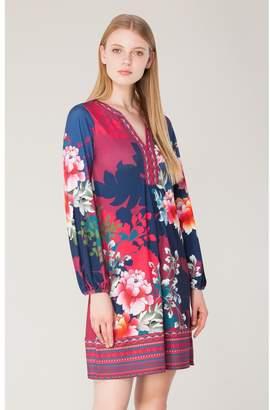 Hale Bob Valentina Jersey Dress
