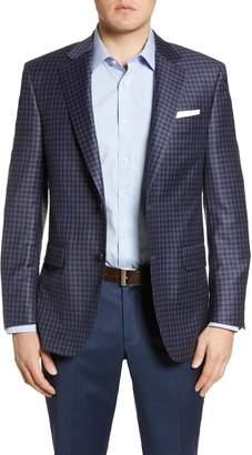 Peter Millar Flynn Check Wool Sport Coat