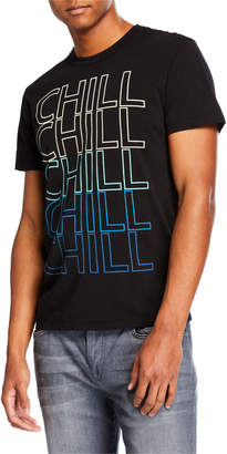 Chaser Men's Chill Graphic T-Shirt