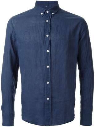 Venroy buttoned collar shirt
