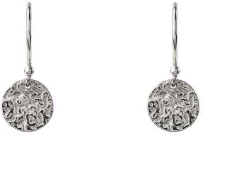 Latelita London - Cosmic Full Moon Earring Silver