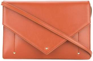 Sara Battaglia envelope clutch bag