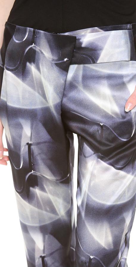 Zero Maria Cornejo Kinetic Light Print Zani Pants