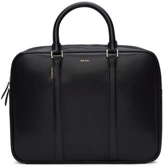 Paul Smith Black New City Portfolio Briefcase