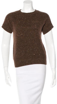 A.P.C. Wool & Cashmere Sweater $85 thestylecure.com
