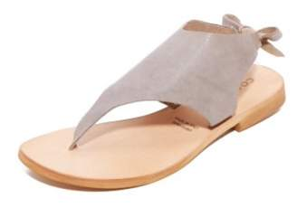 Cocobelle Tye Thong Sandals
