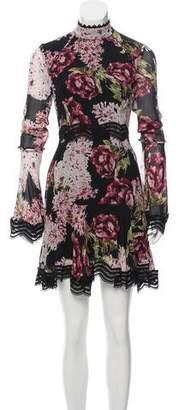 Nicholas Silk Evening Dress w/ Tags